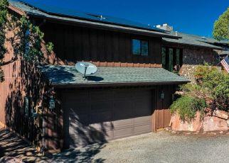 Pre Foreclosure in Sedona 86336 BRISTLECONE PINES RD - Property ID: 1470674362