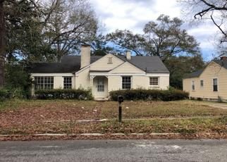Pre Foreclosure in Mobile 36606 RALSTON RD - Property ID: 1470701511