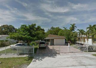 Pre Foreclosure in Miami 33162 NE 163RD ST - Property ID: 1470975238
