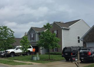 Pre Foreclosure in Franklin 46131 NIAGARA LN - Property ID: 1471519650