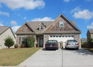 Pre Foreclosure in Cartersville 30120 HAMIL CT NW - Property ID: 1472041269