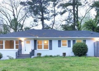 Pre Foreclosure in Decatur 30032 CONNIE LN - Property ID: 1472076312