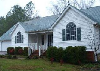 Pre Foreclosure in Summerville 30747 SUNSET DR - Property ID: 1472109601