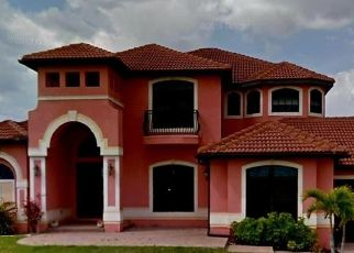 Pre Foreclosure in Cape Coral 33993 NW 9TH TER - Property ID: 1472372382