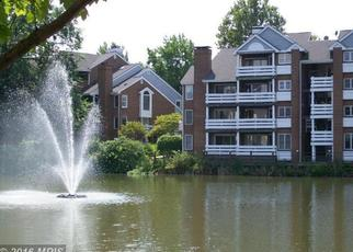 Pre Foreclosure in Falls Church 22042 ANCHORWAY CT - Property ID: 1472470939