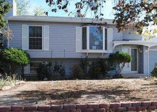 Pre Foreclosure in Colorado Springs 80916 MORLEY DR - Property ID: 1472516475