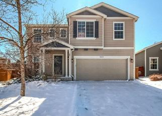 Pre Foreclosure in Littleton 80126 AFTONWOOD ST - Property ID: 1472582165