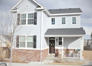 Pre Foreclosure in Castle Rock 80109 FOSSIL WAY - Property ID: 1472583485