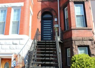 Pre Foreclosure in Washington 20001 R ST NW - Property ID: 1472603188