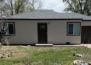 Pre Foreclosure in Denver 80219 S IRVING ST - Property ID: 1472618975