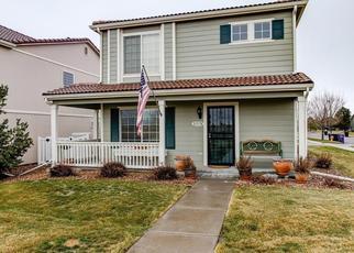 Pre Foreclosure in Denver 80249 E 45TH AVE - Property ID: 1472621594