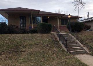 Pre Foreclosure in Denver 80220 MAGNOLIA ST - Property ID: 1472626856