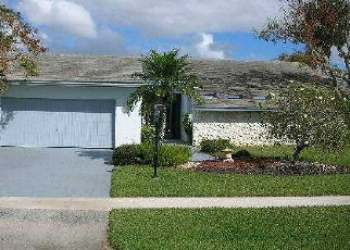 Pre Foreclosure in Delray Beach 33445 WHITE CEDAR LN - Property ID: 1472651818