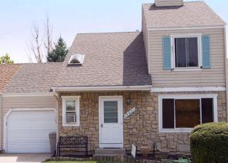 Pre Foreclosure in Aurora 80013 E MILAN CIR - Property ID: 1472777960