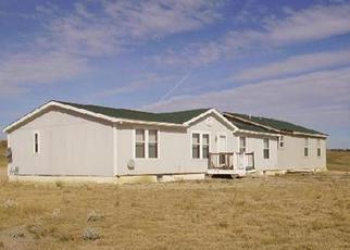 Pre Foreclosure in Kiowa 80117 COUNTY ROAD 150 - Property ID: 1472814293