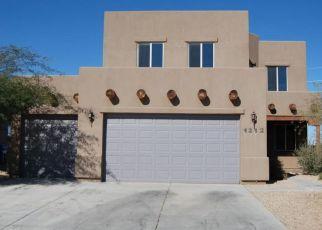 Pre Foreclosure in Sierra Vista 85635 HORNER DR - Property ID: 1472864223