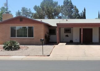 Pre Foreclosure in Sierra Vista 85635 E WILCOX DR - Property ID: 1472865994
