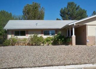 Pre Foreclosure in Sierra Vista 85650 OAKMONT DR - Property ID: 1472879111