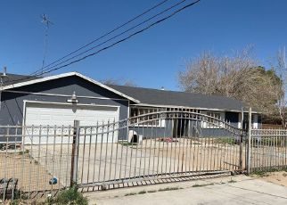 Pre Foreclosure in Palmdale 93591 COOLWATER AVE - Property ID: 1472901455