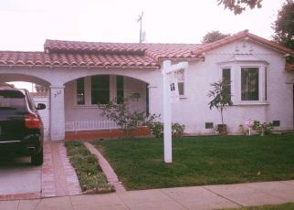 Pre Foreclosure in Inglewood 90302 W HILLSDALE ST - Property ID: 1473165105