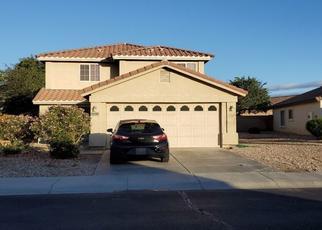Pre Foreclosure in Buckeye 85326 W DESERT BLOOM ST - Property ID: 1473302645