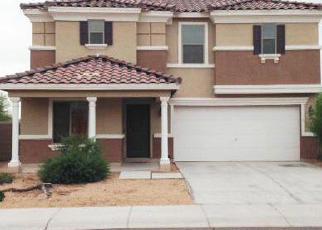 Pre Foreclosure in Buckeye 85326 W BURGESS LN - Property ID: 1473304390
