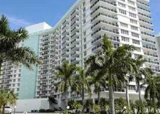 Pre Foreclosure in Hollywood 33019 S OCEAN DR - Property ID: 1473357383