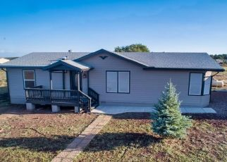 Pre Foreclosure in Show Low 85901 AVANTI WAY - Property ID: 1473933768
