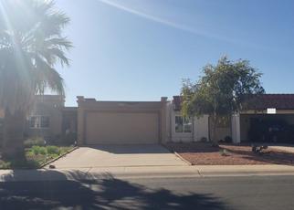 Pre Foreclosure in Tempe 85283 W DUKE DR - Property ID: 1473987635