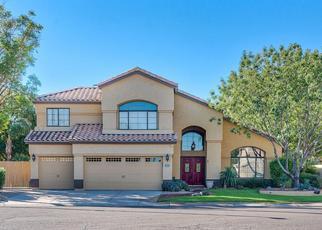 Pre Foreclosure in Gilbert 85234 E CASCADE DR - Property ID: 1474041502