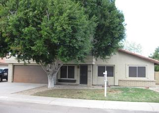 Pre Foreclosure in Chandler 85224 W CALLE DEL NORTE DR - Property ID: 1474043698