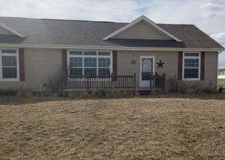 Pre Foreclosure in Gillette 82718 HIDDEN VALLEY RD - Property ID: 1474332315