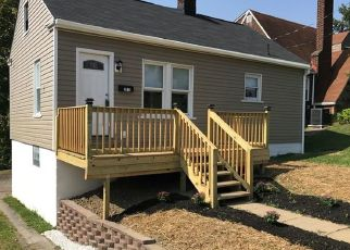 Pre Foreclosure in West Mifflin 15122 HOMESTEAD DUQUESNE RD - Property ID: 1474467208