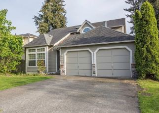 Pre Foreclosure in Puyallup 98375 184TH STREET CT E - Property ID: 1474748839