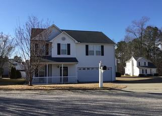 Pre Foreclosure in Raleigh 27610 MECHANICSVILLE RUN LN - Property ID: 1474820661
