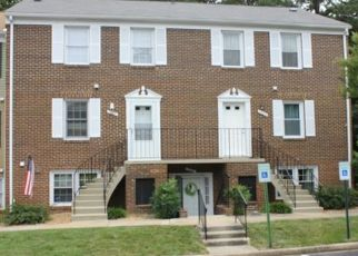 Pre Foreclosure in Richmond 23228 PRESIDENTIAL DR - Property ID: 1474843886