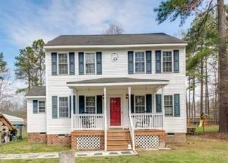 Pre Foreclosure in Petersburg 23803 TRUMPETER RUN PL - Property ID: 1474865778