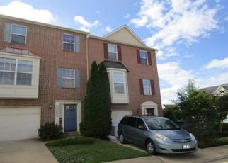 Pre Foreclosure in Leesburg 20176 TULIPTREE SQ NE - Property ID: 1474933664