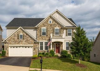 Pre Foreclosure in Stafford 22554 COLUMBIA WAY - Property ID: 1474985779