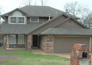 Pre Foreclosure in Sand Springs 74063 MAGNOLIA DR - Property ID: 1475151773