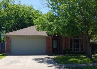 Pre Foreclosure in Burleson 76028 BROWN ST - Property ID: 1475175867