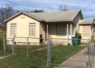 Pre Foreclosure in San Antonio 78228 TEXAS AVE - Property ID: 1475180232
