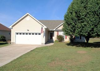 Pre Foreclosure in Clarksville 37040 BRET DR - Property ID: 1475290158