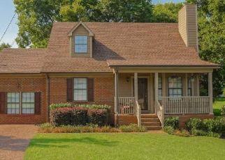 Pre Foreclosure in Hendersonville 37075 REBECCA CT - Property ID: 1475325197