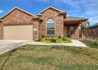 Pre Foreclosure in Fort Worth 76131 SPRING DR - Property ID: 1475356291