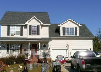 Pre Foreclosure in Parkton 28371 THOROUGHBRED TRL - Property ID: 1475515278