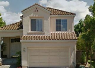 Pre Foreclosure in Morgan Hill 95037 VIA SORRENTO - Property ID: 1475715442