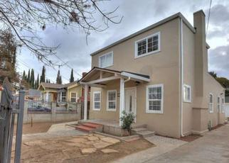 Pre Foreclosure in San Jose 95116 S 22ND ST - Property ID: 1475728135