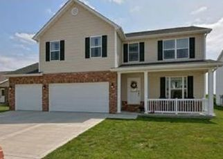 Pre Foreclosure in Mascoutah 62258 BEECHCRAFT BLVD - Property ID: 1475785511