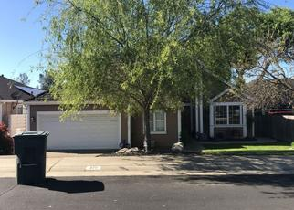 Pre Foreclosure in Rocklin 95677 WILDFLOWER LN - Property ID: 1475967720